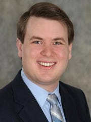 Matthew Simpson is a finalist for the Springfield school board
