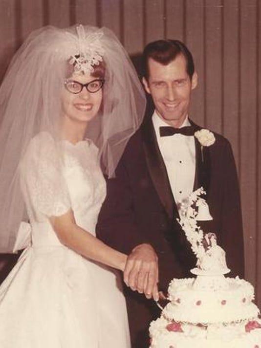 Anniversaries: David Marks & Sue Marks