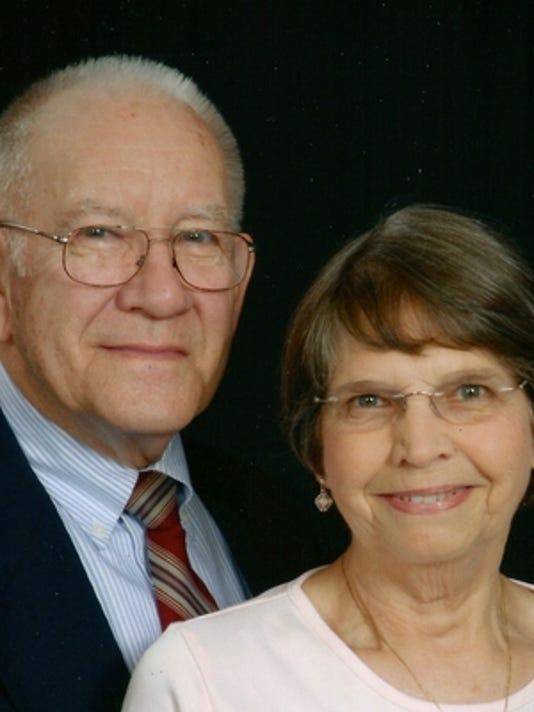 Anniversaries: Nancy Kitson & E. James Kitson