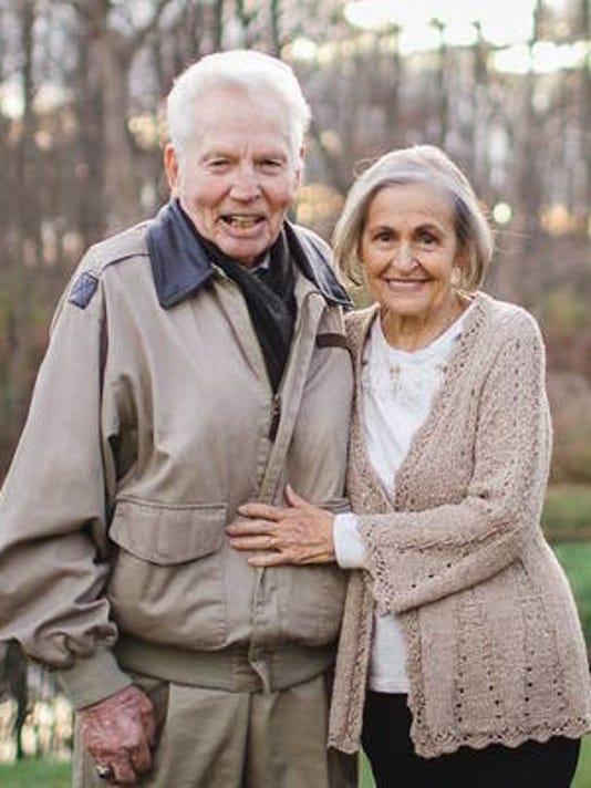 Anniversaries: Max Randall & Patricia Randall