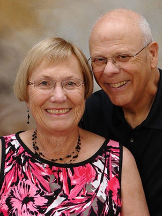 Anniversaries: Walt Goff & Eleanor Goff