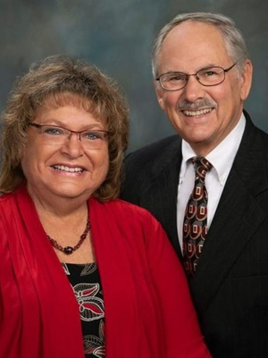 Anniversaries: Christine Knapp & Henry Knapp