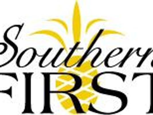 Southern First Bank logo