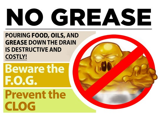 No-Grease-Sign