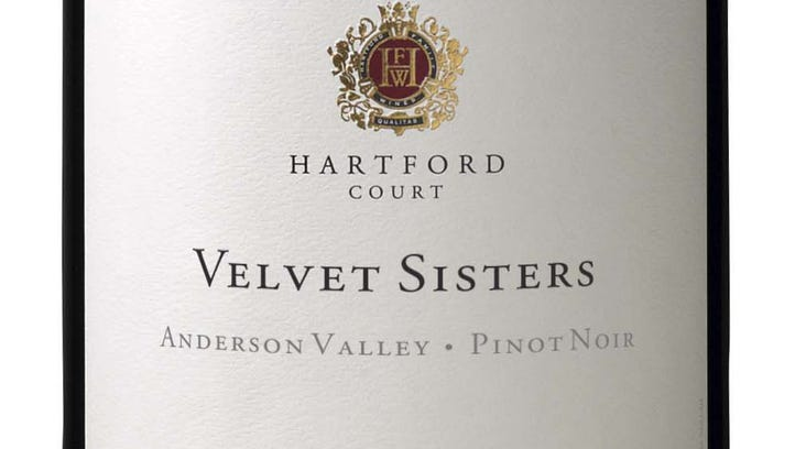 Hartford Court Russian River Valley chardonnay.
