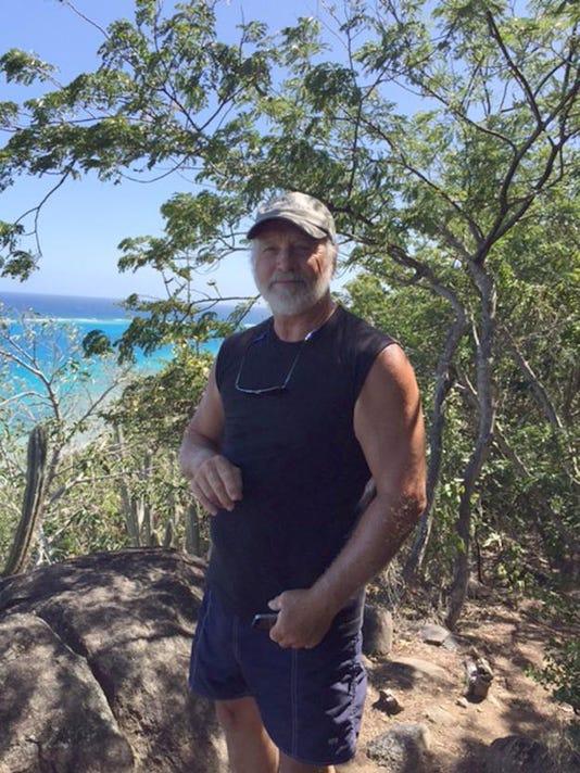 Puerto Rico Man Overboard