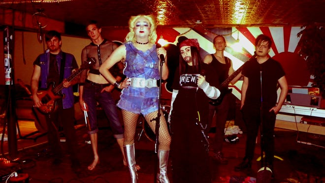 """Zachary Allen will star in """"Hedwig and the Angry Inch"""" on Feb. 25 at the Mark III Tap Room."""