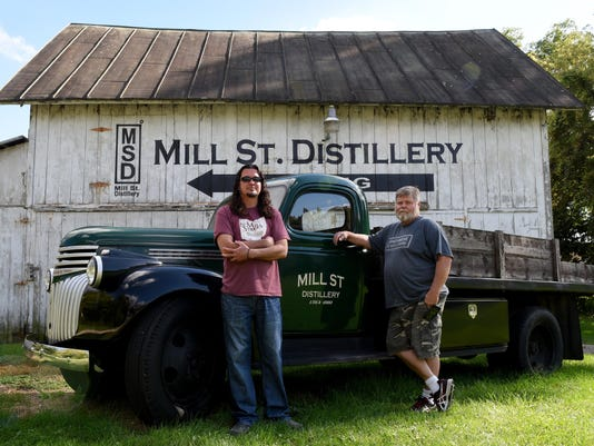 ACES Mill Street Distillery