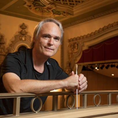 Portrait of Pensacola Symphony Orchestra Music Director