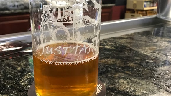Carson's Brewery has Space Dust from Elysian Brewing