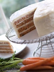 Carrot cake is among Daisy Cakes' offerings.