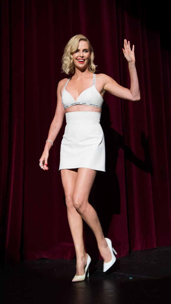 Who's ready to cast Charlize as Marilyn in the next