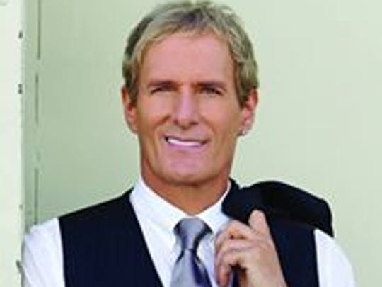 Michael Bolton will be at the Pullo Center Dec. 3.