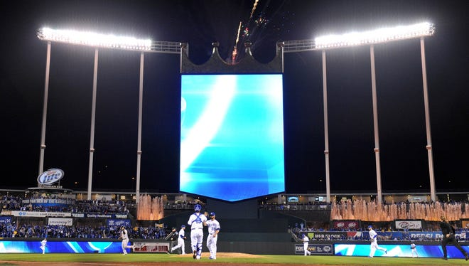 The Royals forced a Game 7 in the World series with Tuesday's victory.