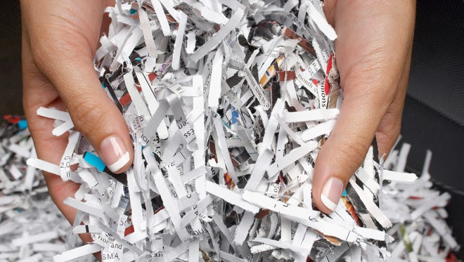 The Camden County Freeholder Board is holding a free shredding day for Camden County residents on Saturday, Oct. 24.