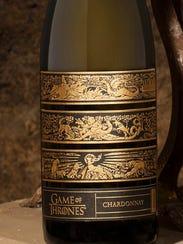 Vintage Wine Estates Game of Thrones 2016 Chardonnay