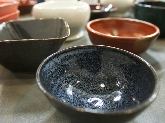 Proceeds from San Juan College's annual Hospice Charity Bowl sale benefit Northwest New Mexico Hospice.