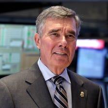 U.S. Customs and Border Protection Commissioner R. Gil Kerlikowske.