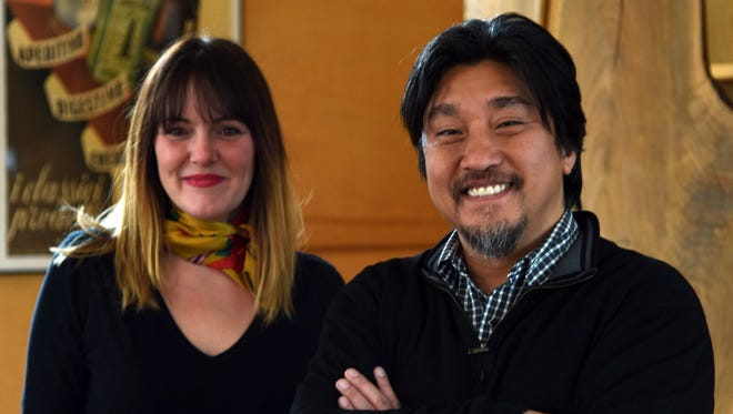 610 Magnolia general manager Lindsey Ofcacek and owner Edward Lee have launched the LEE Initiative in an effort to advance the careers of female chefs.