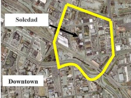The Chinatown Revitalization Plan includes a six-block, 29-acre urban infill site located in the center of the city
