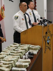 $900K were recovered during stop