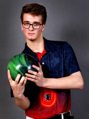 Jacob Berry a Blackman bowler on Thursday, March 29,