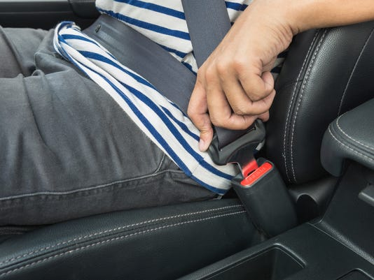Be Warned Cops Across Pa Will Target Seat Belt Laws During Your Commute Tonight