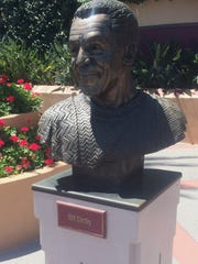 Bust of Bill Cosby at Hollywood Studios theme park