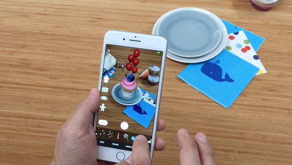 The Food Network's app will be updated for AR in the