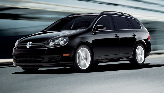 The 2013 Volkswagen Jetta Sportwagen, for which about 80% of buyers choose the diesel option over gasoline, more than any other model for VW, the biggest seller of diesel vehicles in the U.S.