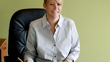 Tracey Holt, executive director of Hospice of the Eastern Upper Peninsula.
