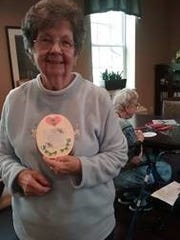 The senior residents at Spring Hills Morristown Assisted