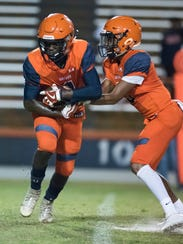 Escambia High School's combination of running back,
