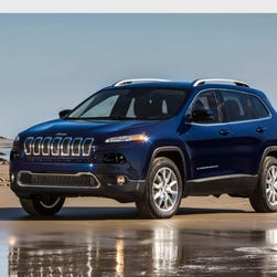 The 2014 Jeep Cherokee is being recalled