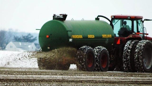 The new version of Wisconsin's Runoff Risk Advisory Forecast (RRAF) gives farmers a much more localized look at the threat of runoff before they plan to spread manure.