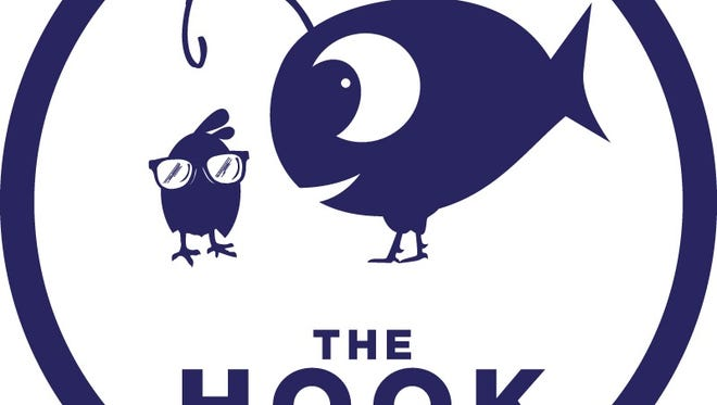 The logo for The Hook, which is planned for the Melrose neighborhood.