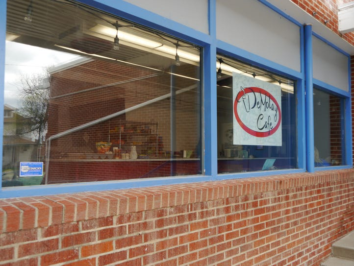 The Demolay Cafe opened in April at 801 2nd Ave. N.