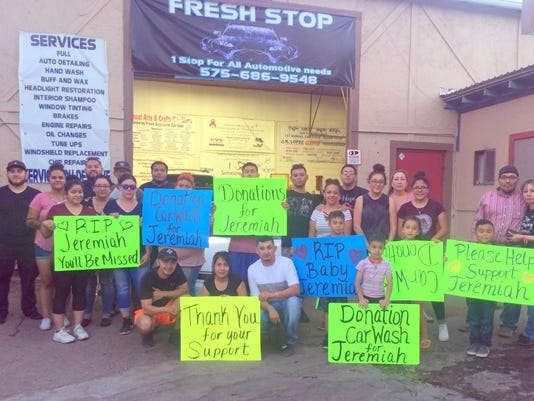 car wash honors jeremiah