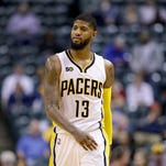 Pacers considering trading George to Celtics