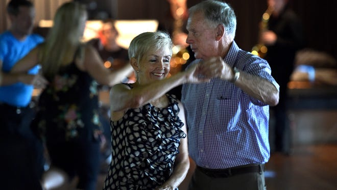 Find group. line or ballroom dance classes in the TCPalm community calendars.