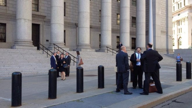 Attorneys argued the FERC power cost case today in Manhattan in federal appeals court. Decision reserved.