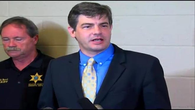 Decatur County Sheriff Keith Byrd and District Attorney General Matt Stowe expect to make more arrests in the Holly Bobo investigation.