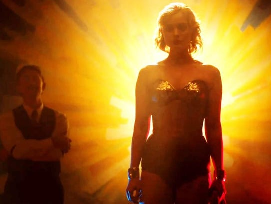"""Professor Marston & the Wonder Women"""