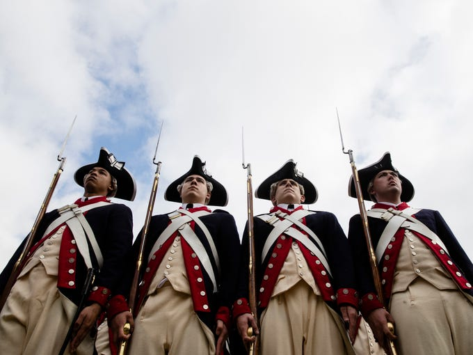 The Museum of the American Revolution opened April