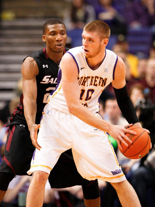 NCAA Basketball: Missouri Valley Conference Tournament-Northern Iowa vs Southern Illinois