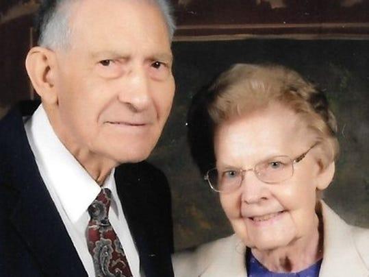 Anniversaries: Fred Graham & Gladys Graham