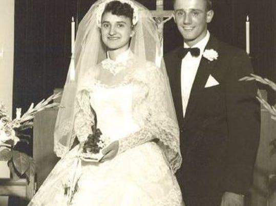 Anniversaries: Ron Konold & Clarice Konold