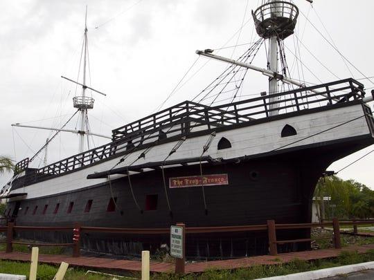 The former Ship Restaurant in Bonita Springs. The News-Press file photo The former Ship Restaurant in Bonita Springs.