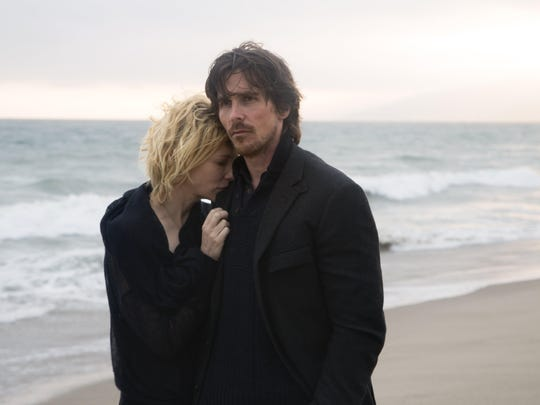 """Cate Blanchett and Christian Bale star in """"Knight of Cups,"""" which was directed by Terrence Malick and is told through meditative voice-overs and montages in beautiful imagery."""