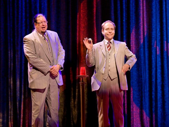 Penn and Teller have performed in Las Vegas since 1993.